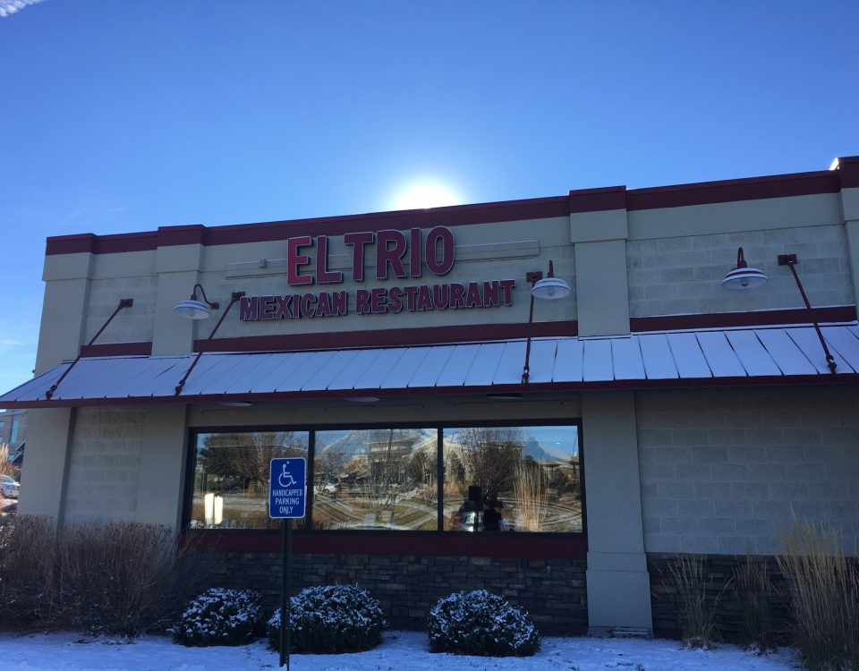 El Trio Mexcian Restaurant In Parker Co